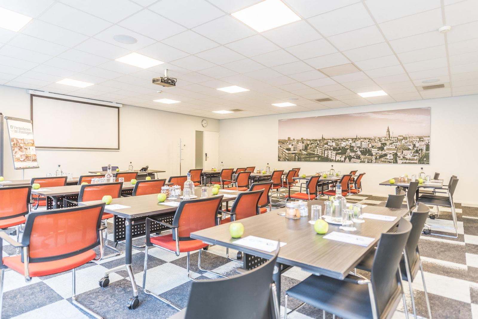 Groningen-Centre, congreslocatie in de binnenstad